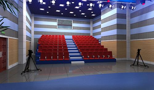 学校舞台装修效果图